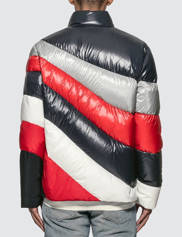 Moncler Down Jacket Multi Men