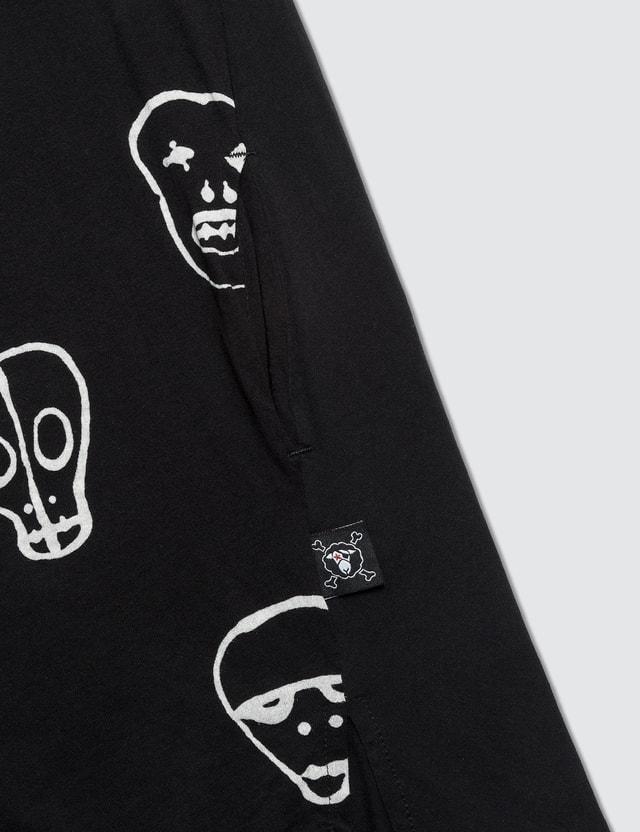 NUNUNU Skull Mask A Dress