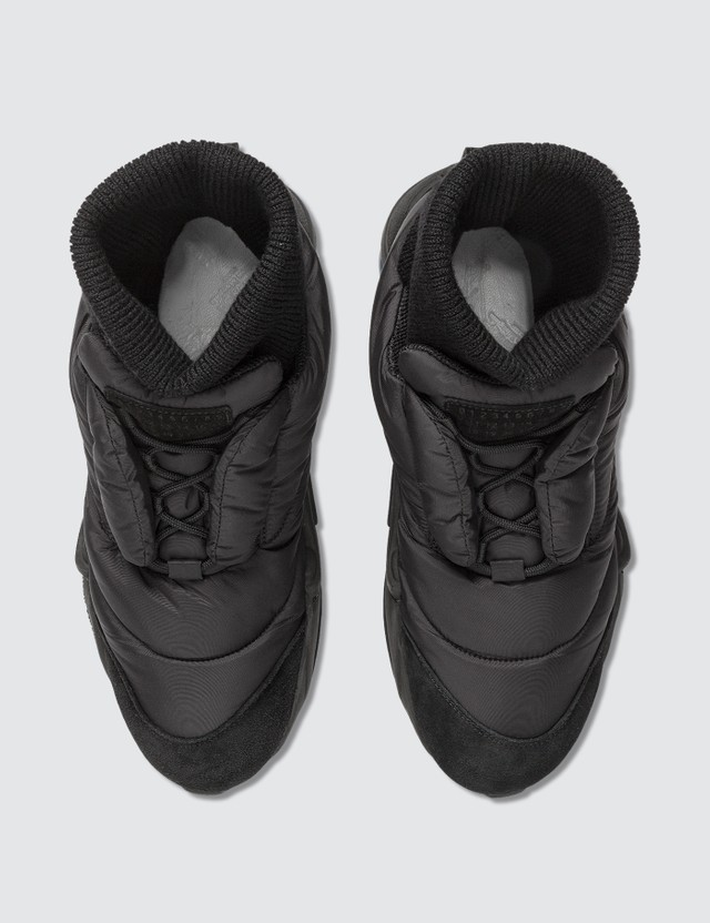 Maison Margiela Padded Hi-Top Cuff Sneakers