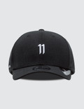 11 By Boris Bidjan Saberi Logo&type Sin Temporada 39 Thirty Cap Picture