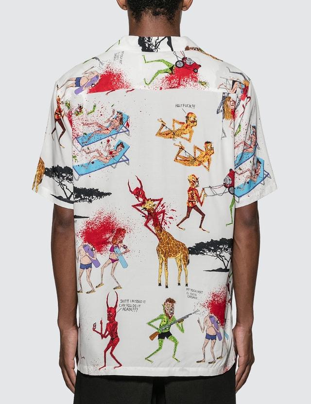 Wacko Maria Wacko Maria x Neck Face S/S Hawaiian Shirt
