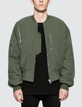 Heliot Emil Shoulder Zip Bomber Picture