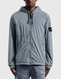 Stone Island Drawstring Hooded Jacket Picutre