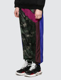 Valentino Print Trackpants Camou Army Men