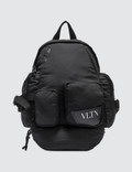 Valentino Technical Backpack Picutre