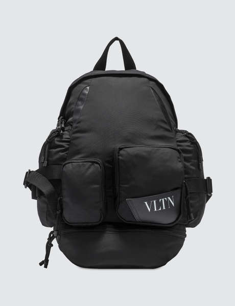 Valentino · Technical Backpack 72d296ad0e7e4