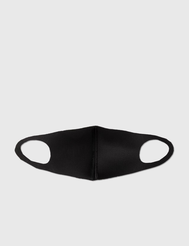 Palm Angels Logo Mask Black Unisex