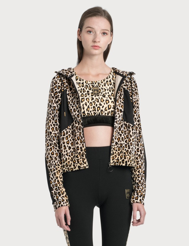 Puma Puma x Charlotte Olympia TFS AOP 트랙 재킷