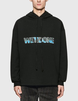 We11done New Logo Hoodie
