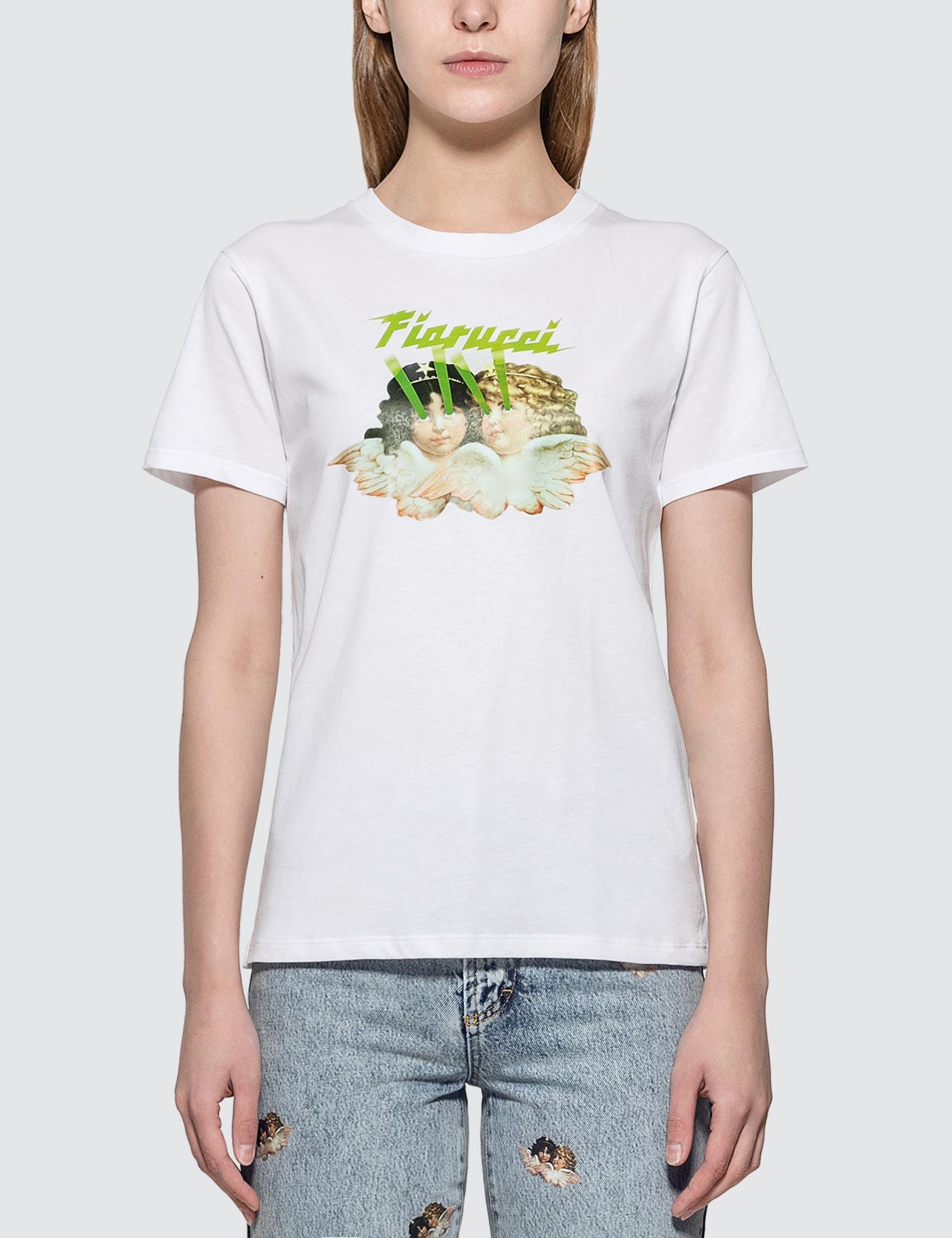 Fiorucci Angels Laser T-shirt