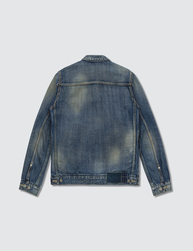 Visvim Social Sculptulpture Damaged Jacket
