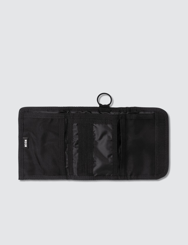MSGM Wallet With Strap