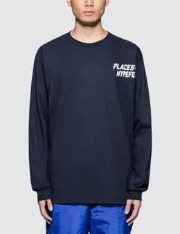 Places + Faces L/S T-Shirt