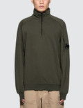 CP Company Sweatshirt-Turtle Neck Picture