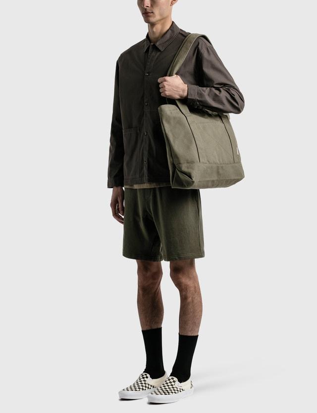 Satta Maya Tote Bag Olive Drab Men