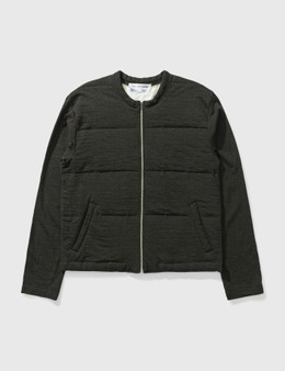 Comme des Garçons Shirt Comme Des Garçons Shirt Cotton Zip Up Jacket