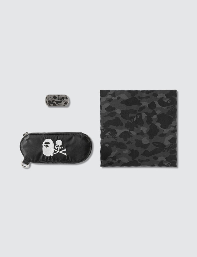 Mastermind Japan BAPE x Mastermind Japan Glasses BMJ001 (Volume 2.0) Silver Men