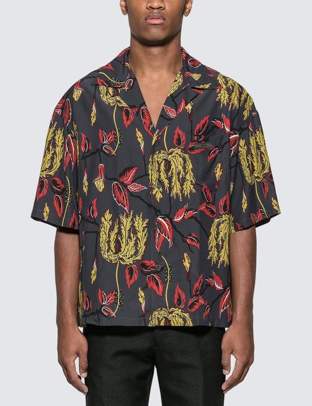 Prada Lilly Print Shirt