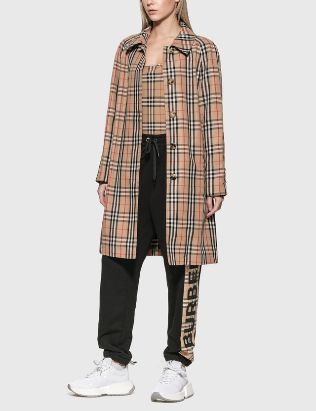 Burberry Vintage Check Sweatpants