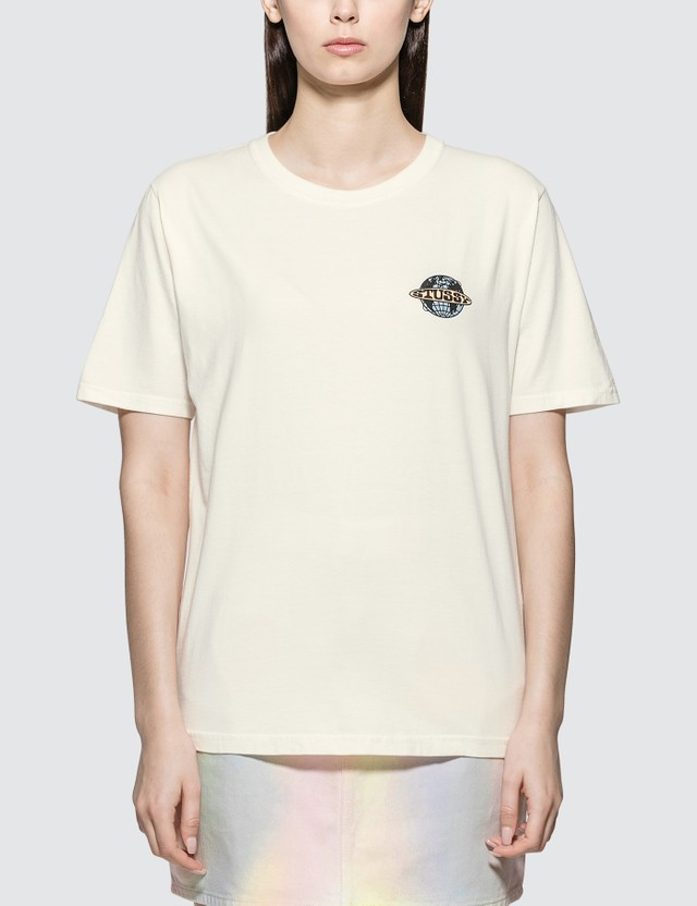 Stussy Globe Short Sleeve T-shirt