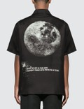 Valentino Moon Silk Bowling Shirt Picture