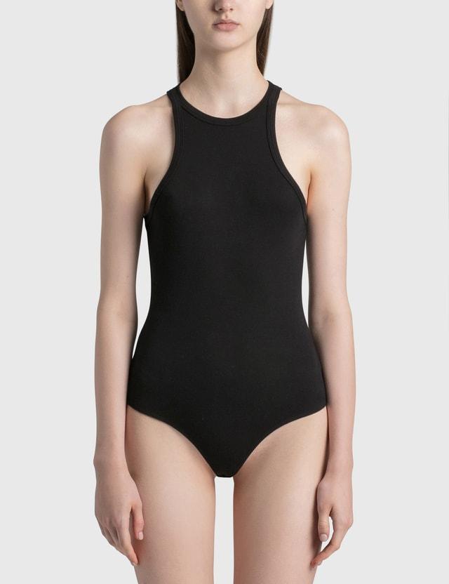 AGOLDE Rianne Bodysuit Black Women