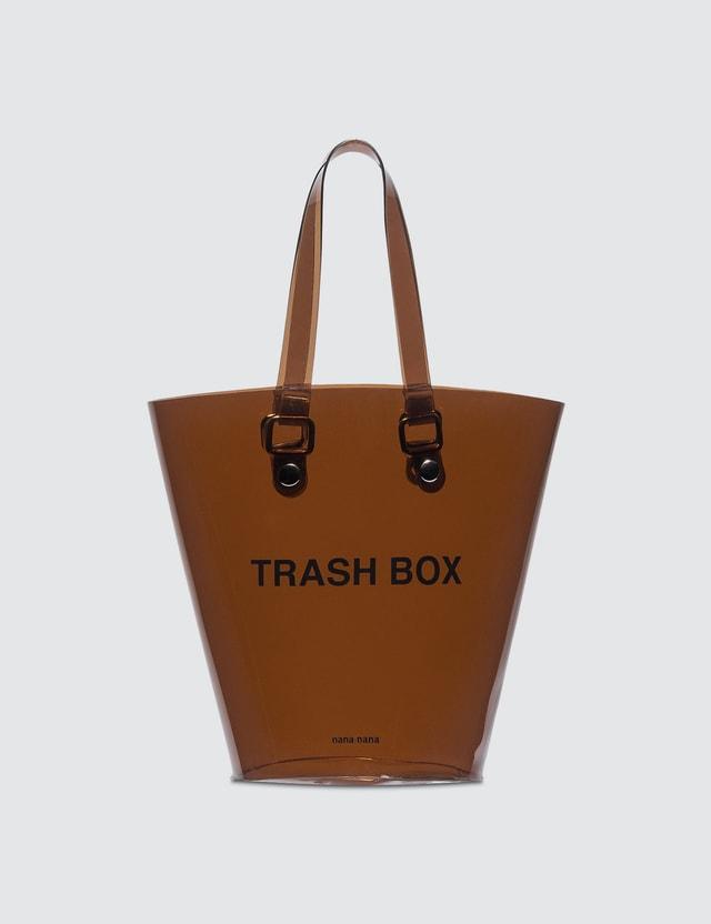 Nana-nana Not A Trash Box Small