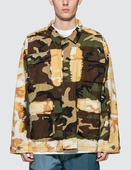 Liam Hodges Acid Burn Camo Jacket