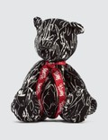 "Medicom Toy Curtis Kulig Teddy Bear ""All Over"" Picture"
