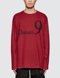 Gallery 909 Dream 9 L/S T-Shirt Red Men