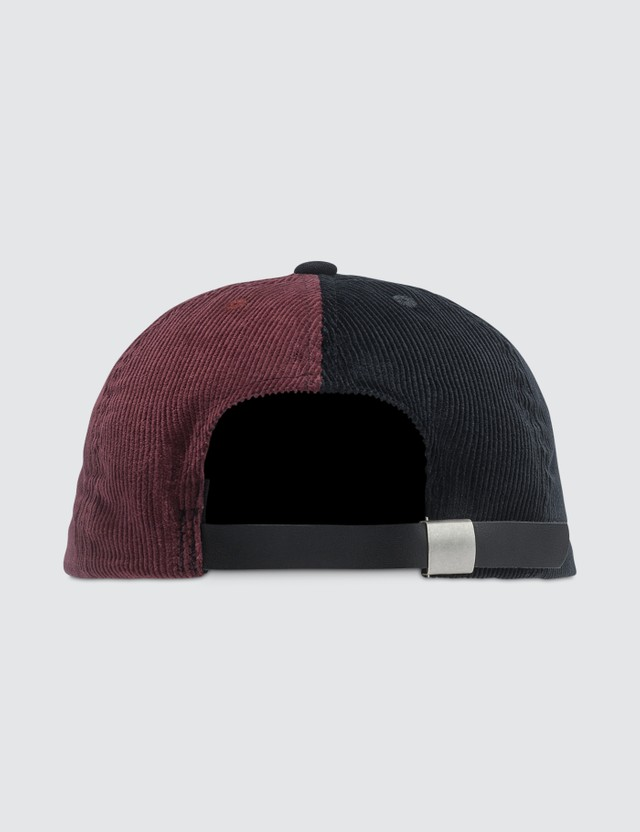 Brain Dead Colorblocked Strap Back Cap
