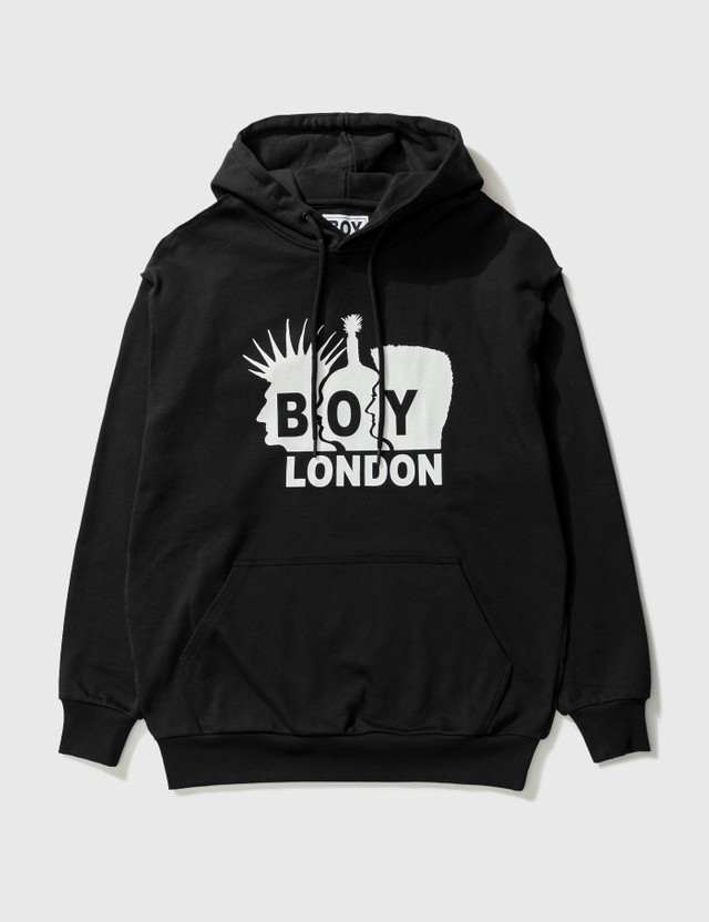 BOY London Boy London By Shane Gonzales Hoodie Black Men