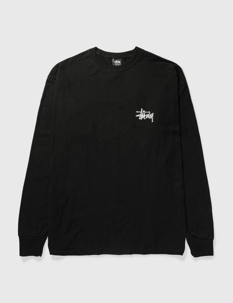 Basic 스투시 Stussy Long Sleeve T-shirt