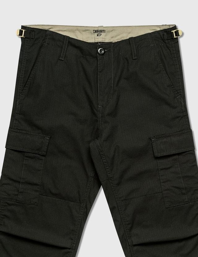 Carhartt Work In Progress Aviation Pants Black Men