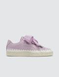 Puma Basket Heart Scallop Wn's Picutre