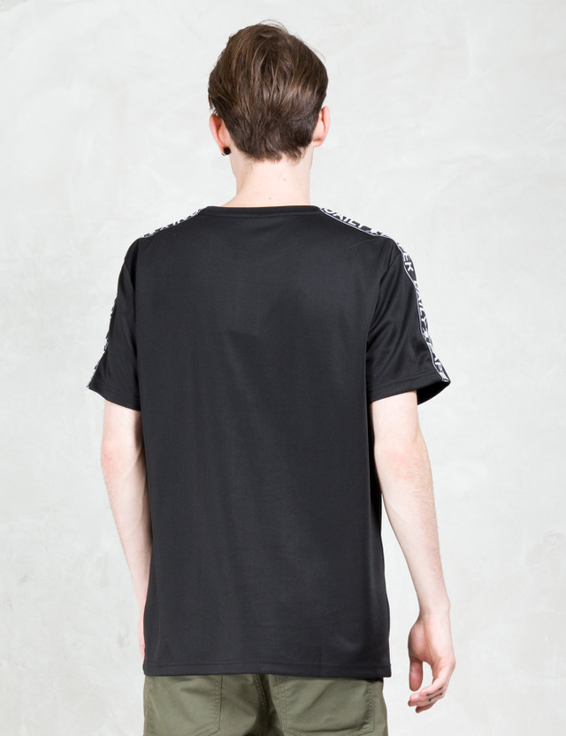 Daily Paper Black Tape Logo T-shirt
