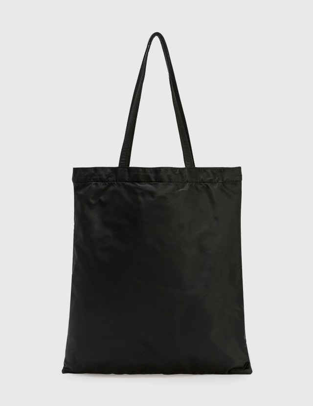 Palm Angels Palm Angels Bear Shopping Bag Black Men