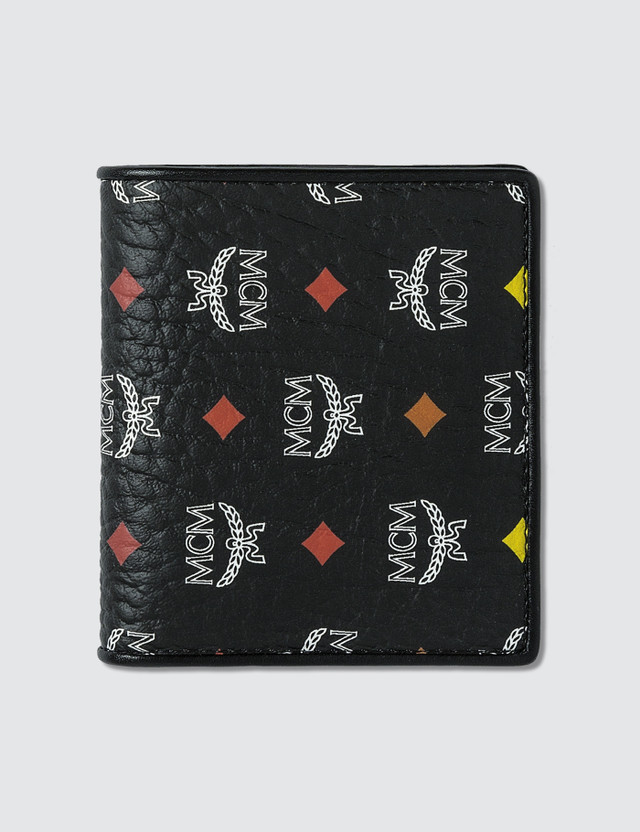 MCM Spektrum Visetos 2 Fold Wallet