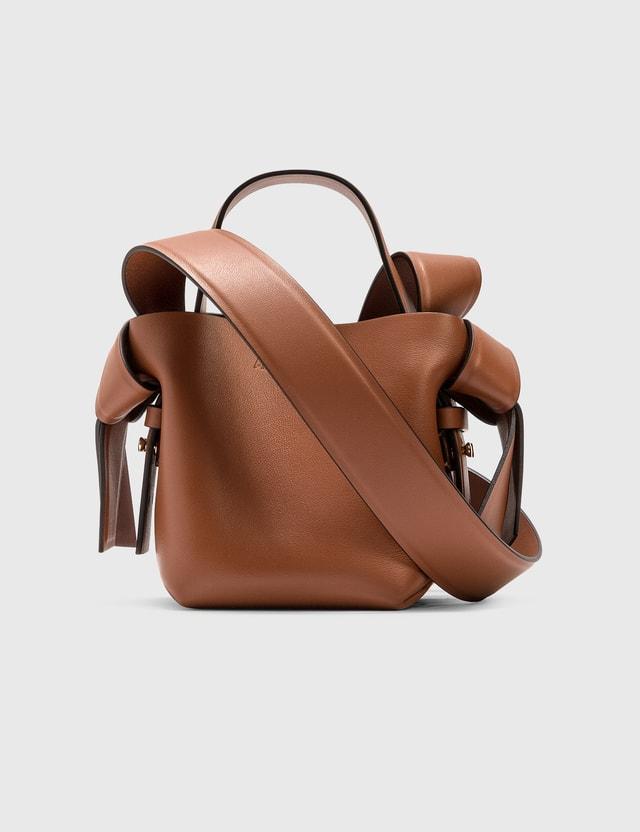 Acne Studios Musubi Micro Bag Almond Brown Women