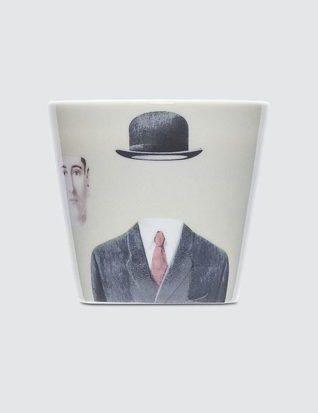 Ligne Blanche Rene Magritte Perfumed Candle