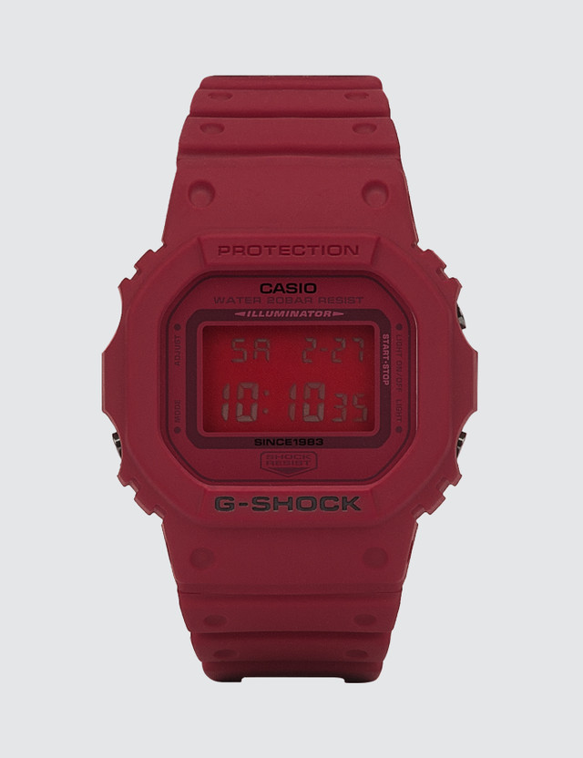 """G-Shock DW5635C """"35th Anniversary. Red Out"""""""