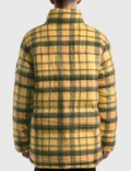 The North Face Brown Label Down Parka Summit Gold Heritage 2 Plaid Men