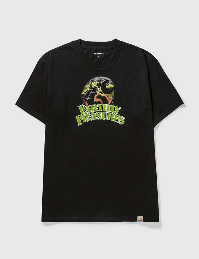 Carhartt Work In Progress Earthly Pleasures T-shirt Black Men