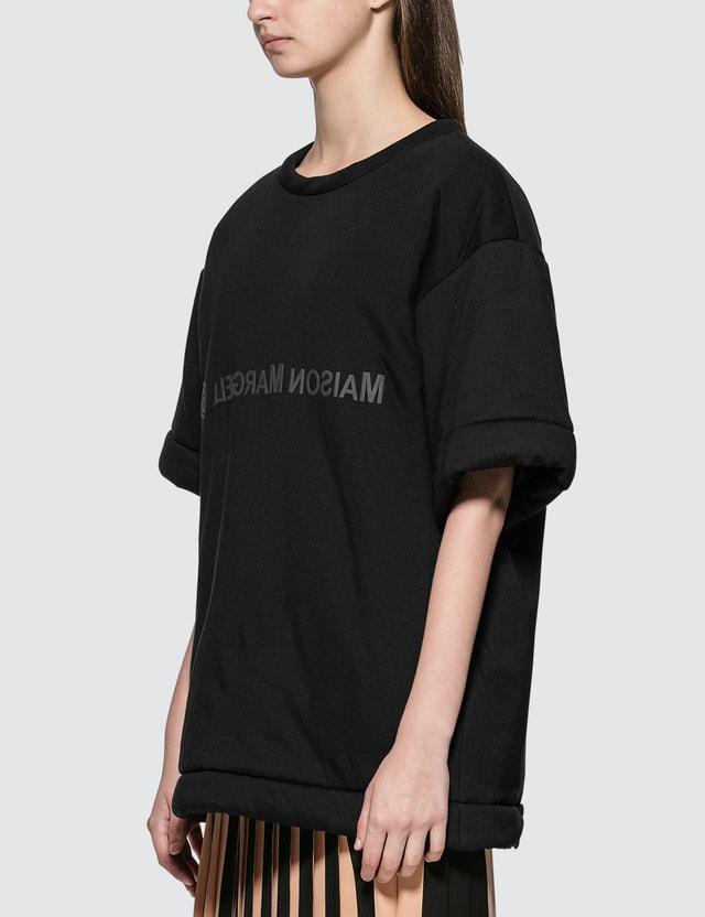 MM6 Maison Margiela Oversized Padded T-shirt