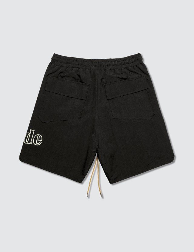 Rhude Swim Logo Shorts