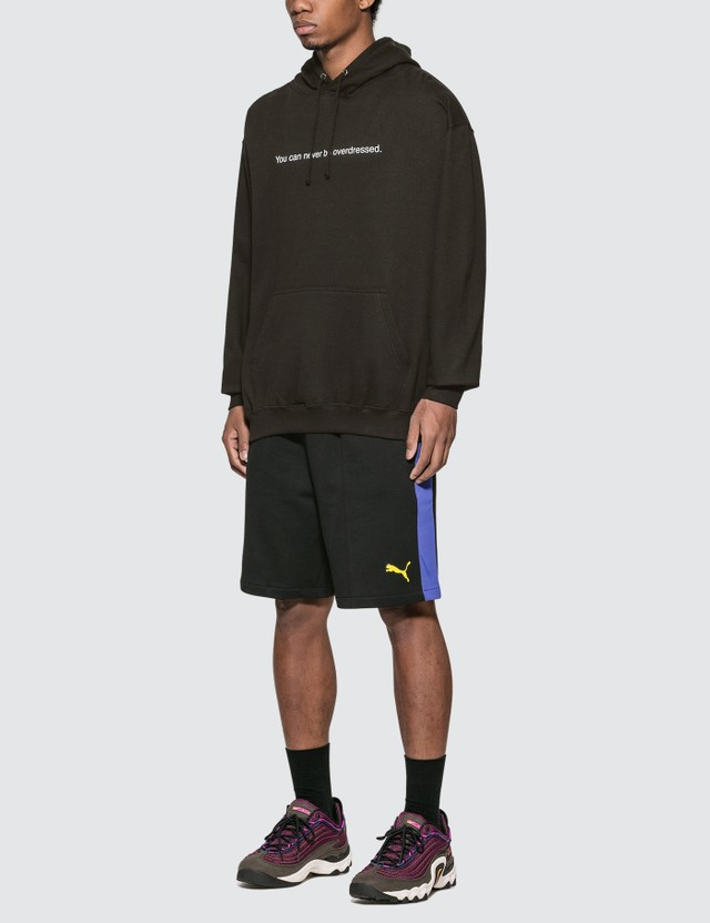 """Fuck Art, Make Tees """"You Can Never Be Overdressed"""" Hoodie"""