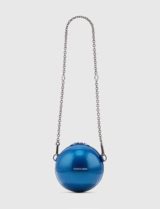Marine Serre Mini Ball Bag 15cm