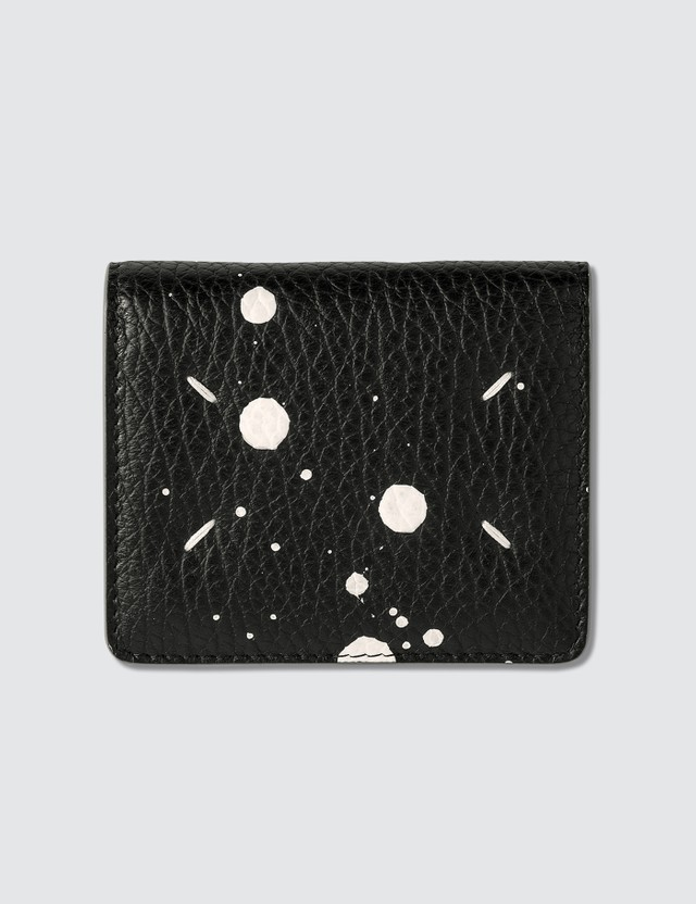 Maison Margiela Spray On Leather Wallet