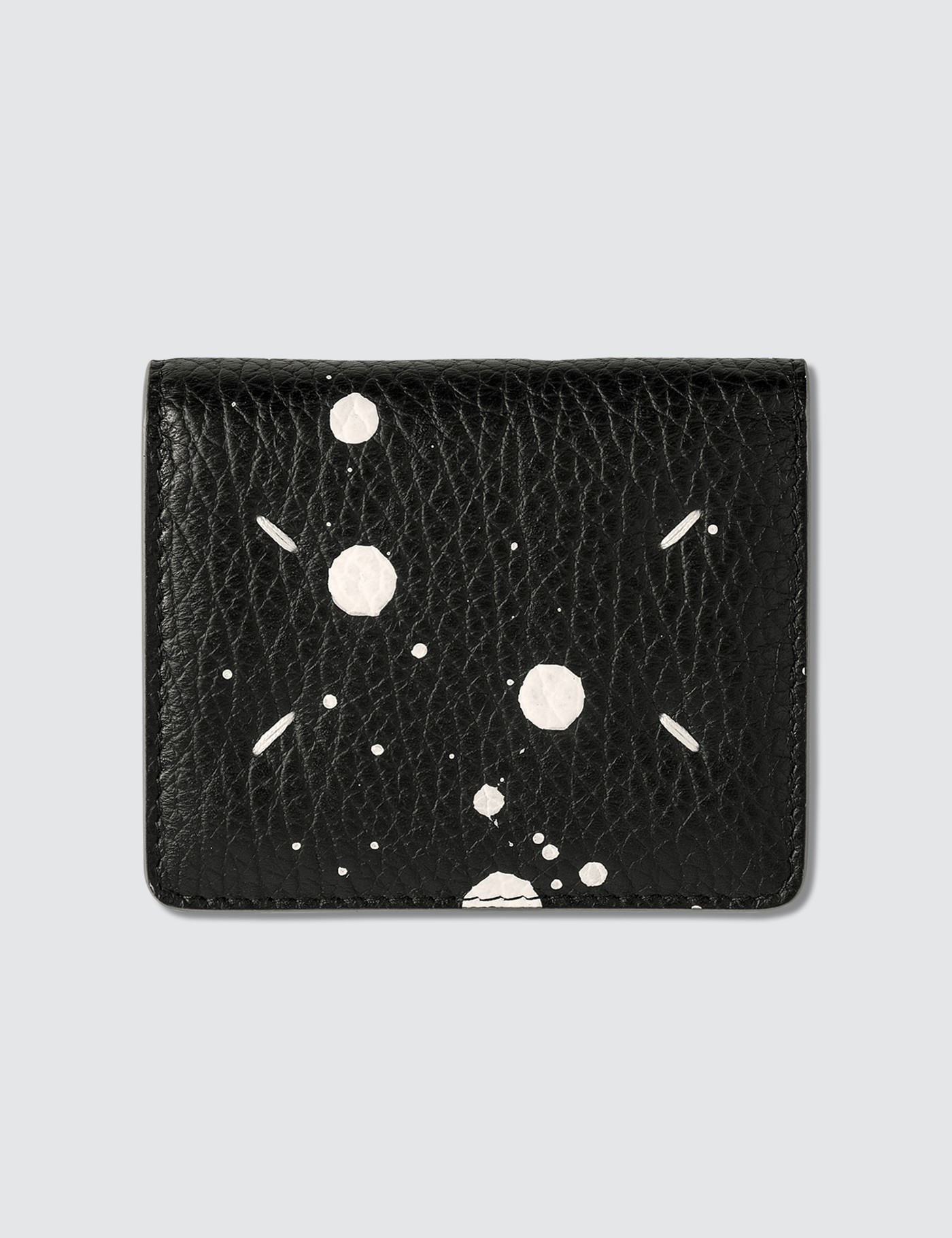 Spray On Leather Wallet