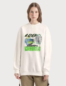 Ader Error Space Invaders Sweatshirt